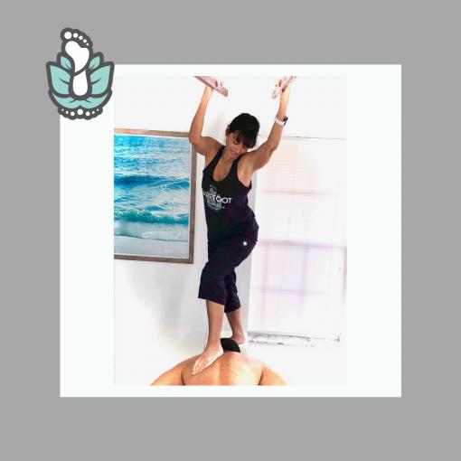 Ashiatsu Bar Barefoot Massage Online Courses