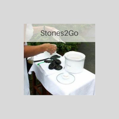 Hot Stones Mobile Massage