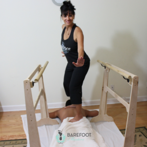 Is ashiatsu barefoot massage for me