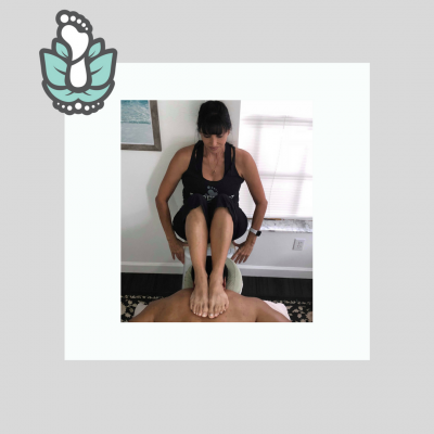 Ashiatsu Intro Seated Barefoot Massage Online