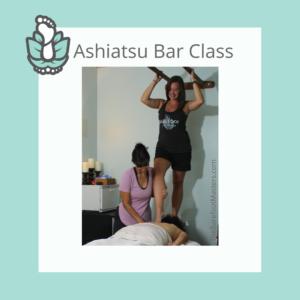 Naples FL Ashiatsu Bar Massage Training Class