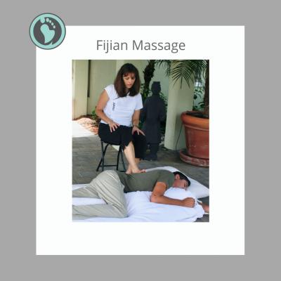Fijian Barefoot Massage Training Class Online