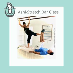 New London WI Ashiatsu Stretch Massage Training Class 4-23-18