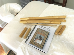 what is the history of bamboo massage