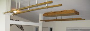 how to install ashiatsu bars