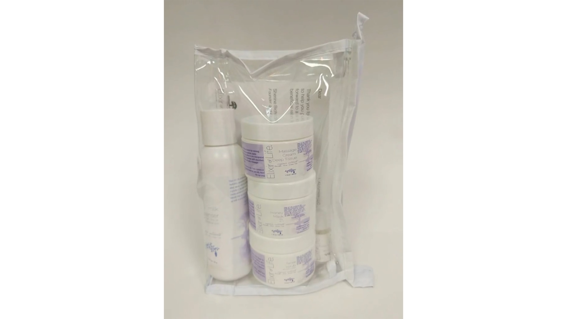 123 Facial Massage Mini Starter Kit