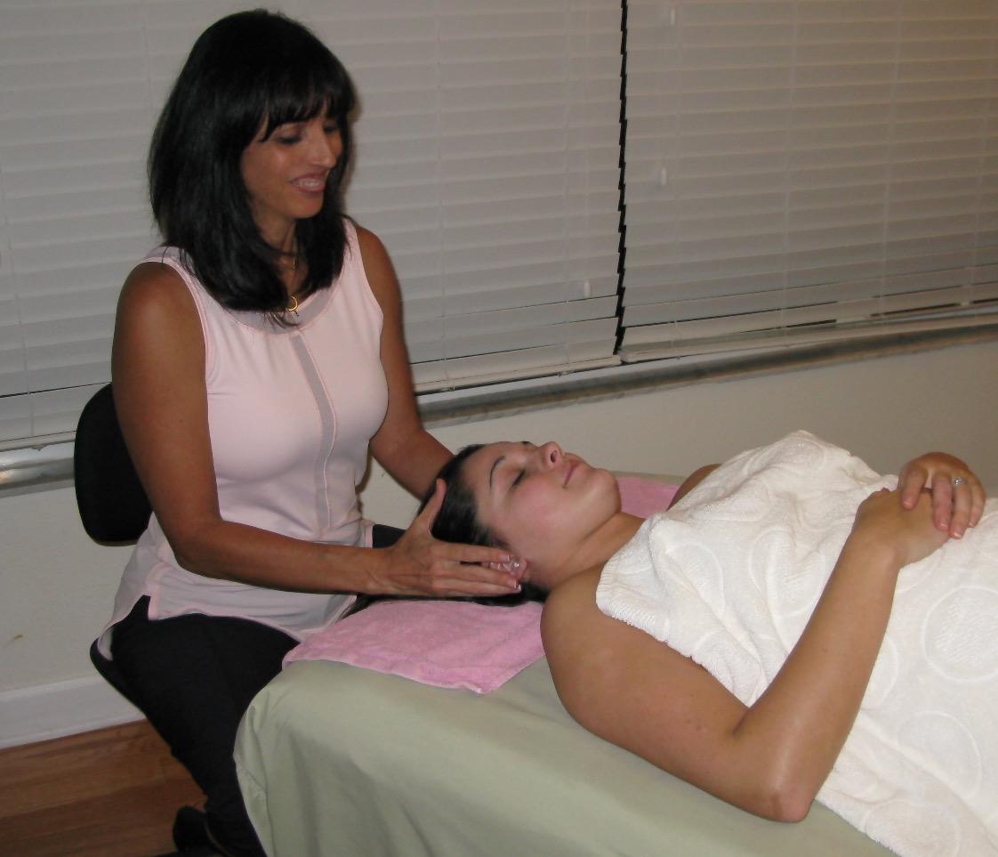 Massage Therapists Facial
