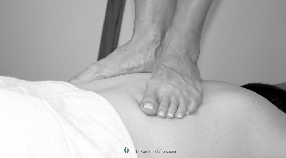 Benefits Barefoot Massage Technique Training