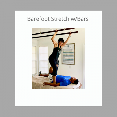 Barefoot Stretch Massage AshiBars