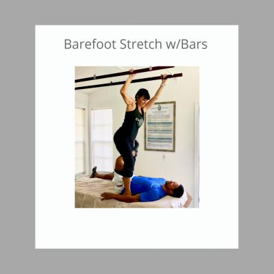 Barefoot Stretch Massage AshiBars