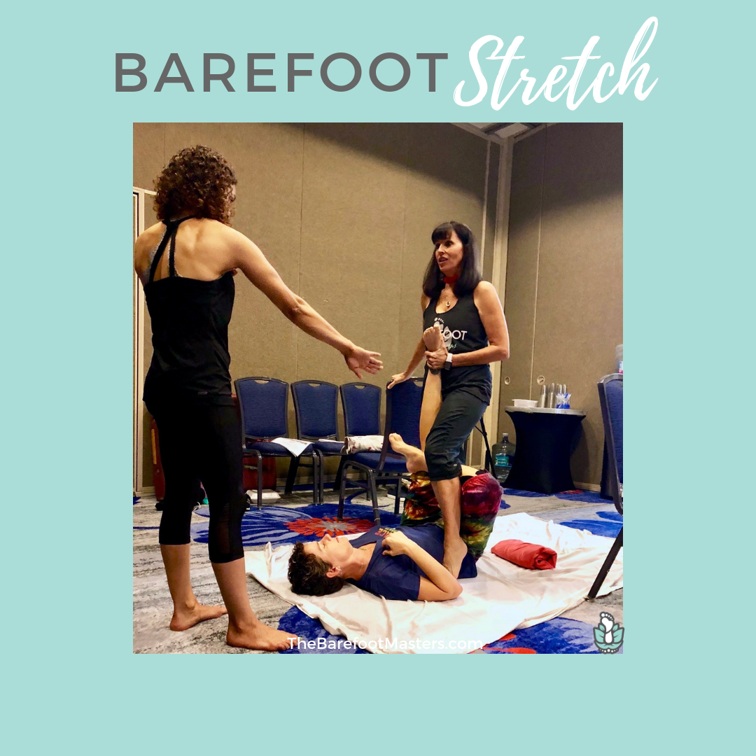 Seattle WA Barefoot Stretch Massage Training Class